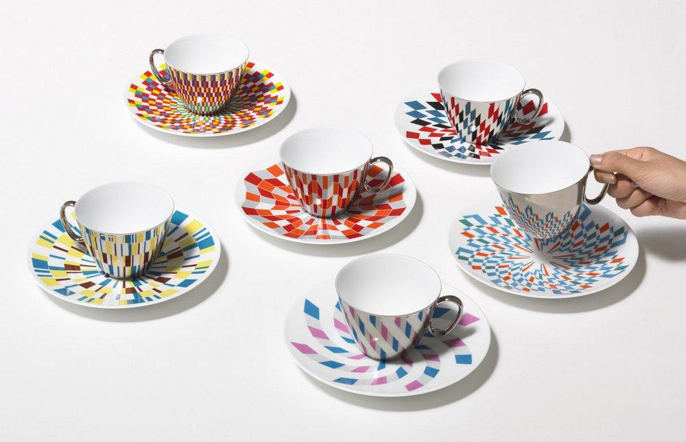 Сервирай кафе на Цецка баш в такива чаши