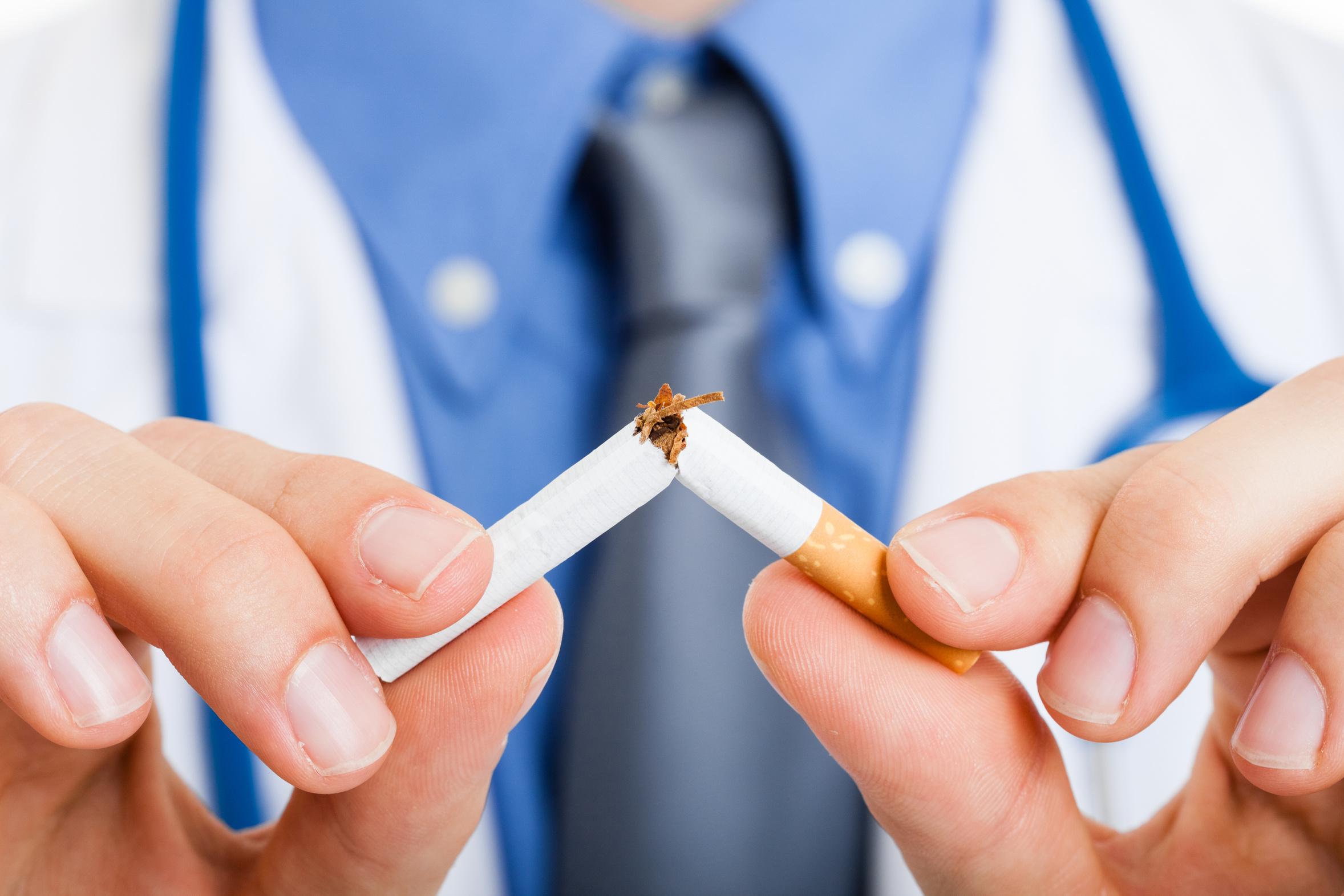 Спряхме цигарите заради мама. Сега е твой ред, брато!