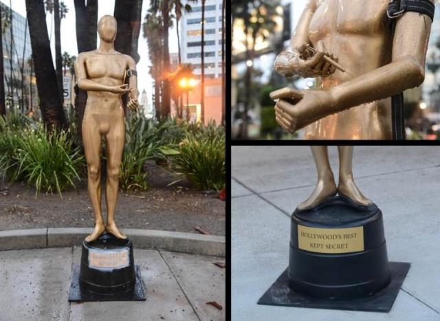 Plastic-Jesus-Heroine-Injecting-Oscar-Statue-640x467