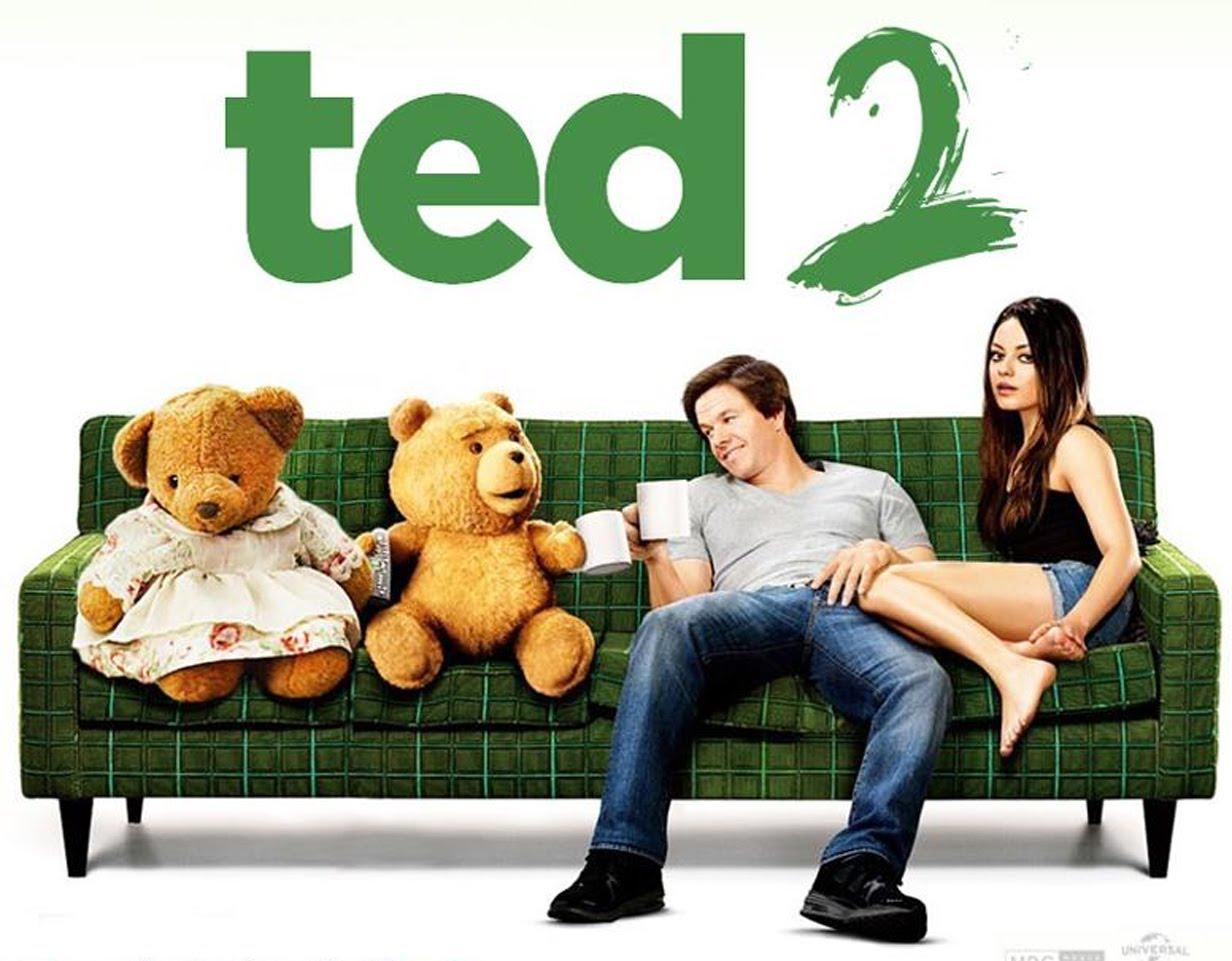 Тед се завръща, за да докаже, че е човек (ВИДЕО)
