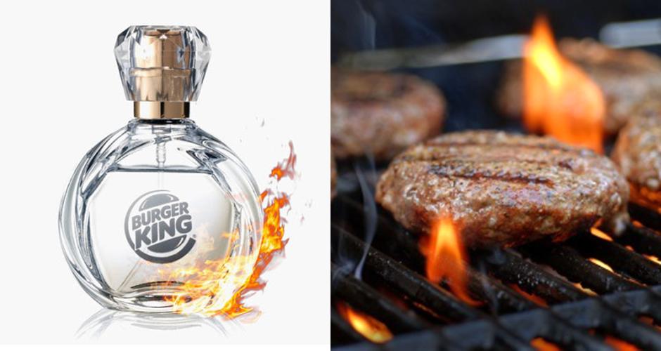 Верига за бързо хранене пуска парфюм с аромат на кюфтета