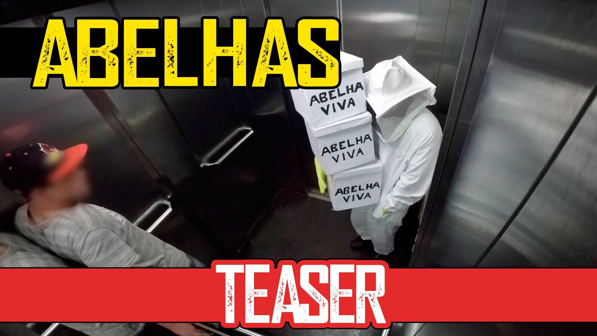 Пази се: кошер с пчели в асансьора (СКРИТА КАМЕРА)
