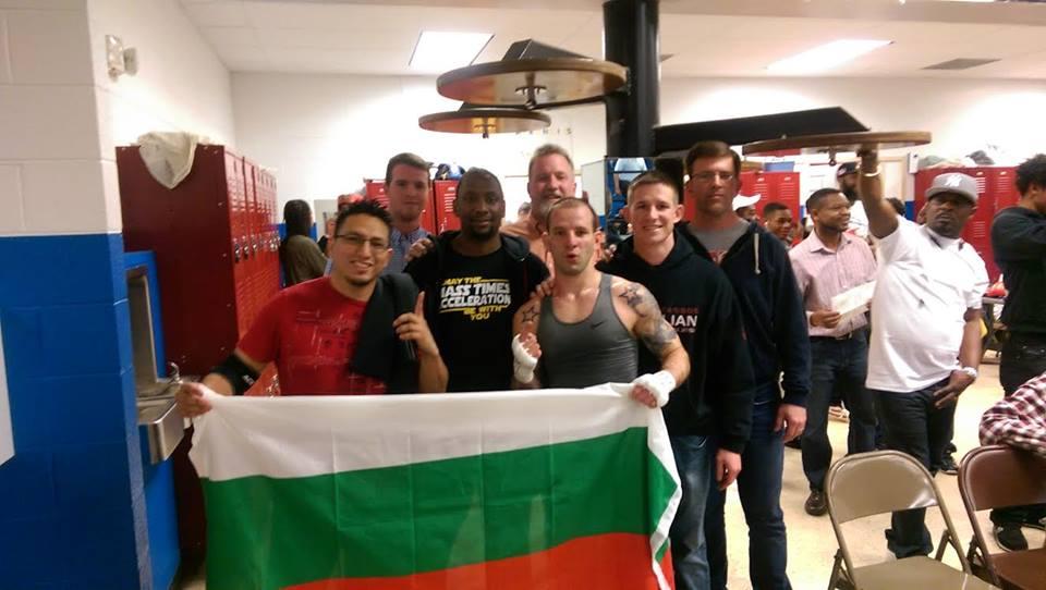 Наш боксьор губи финал в САЩ, защото е българин