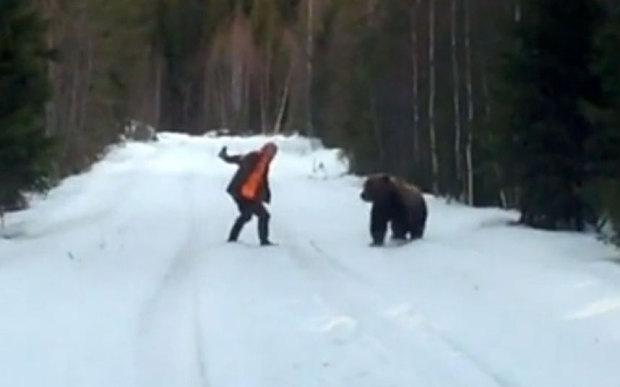 Наръчник: как да оцелееш очи в очи с мечка (ВИДЕО)