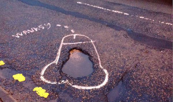 Фалос за всяка дупка в Манчестър (СНИМКИ)