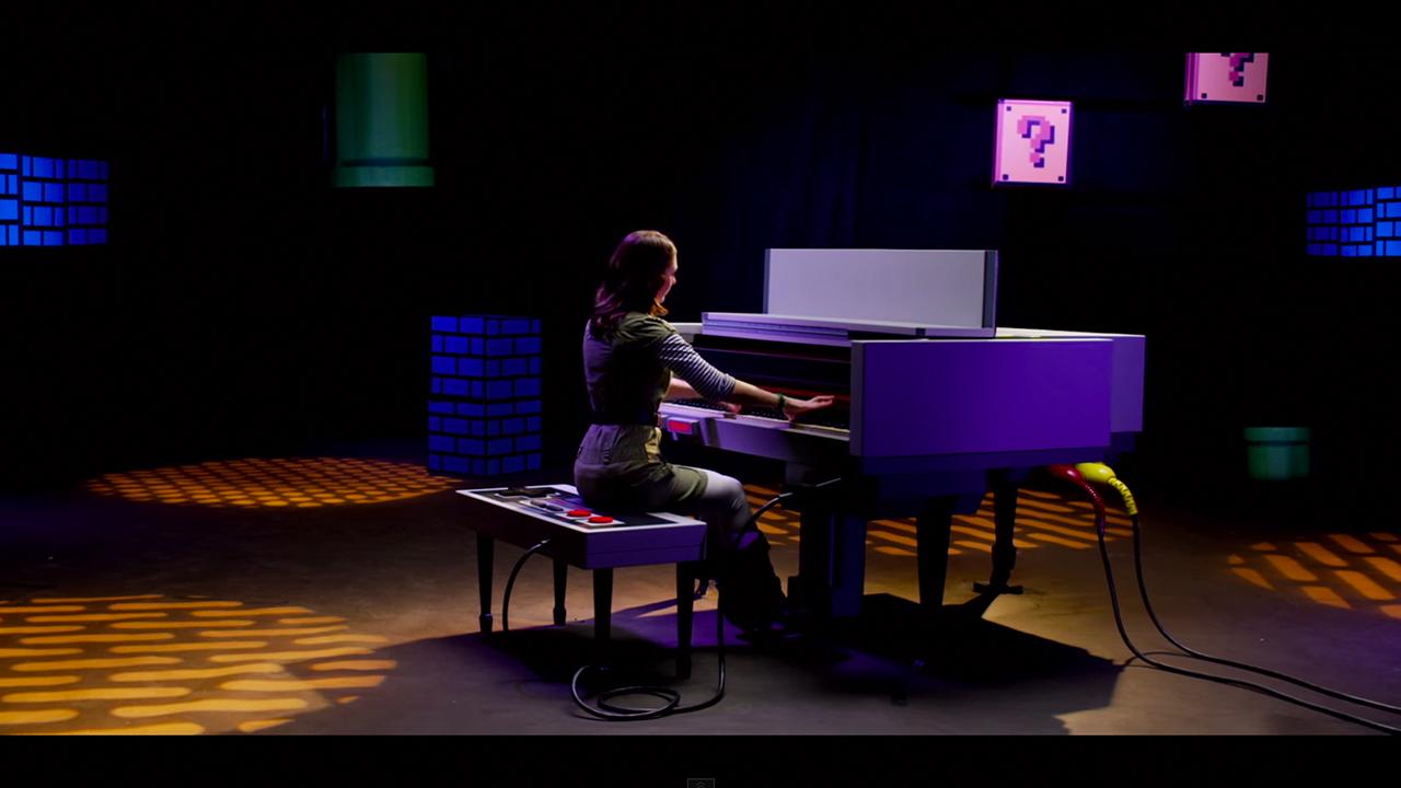 Чуй Супер Марио в изпълнение на пиано и си спомни за 90-те (ВИДЕО)