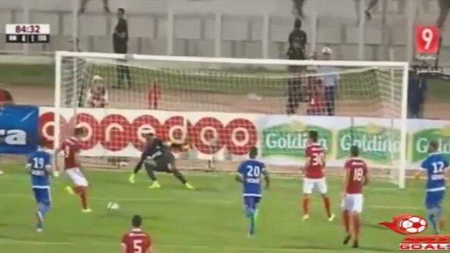 10 години по-късно: тунизийци показаха на Арсенал как се бие дузпа (ВИДЕО)