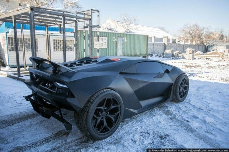 Да тунинговаш Volvo на 30 години до Lamborghini за 2 млн. долара
