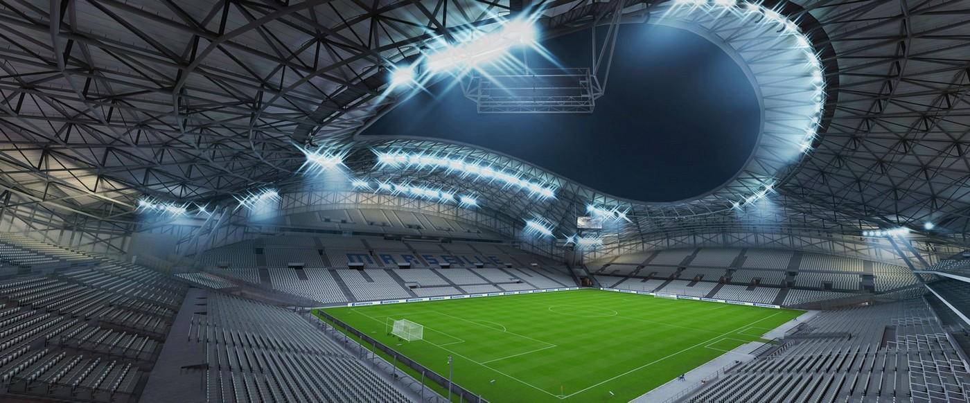 Новите стадиони на FIFA 16