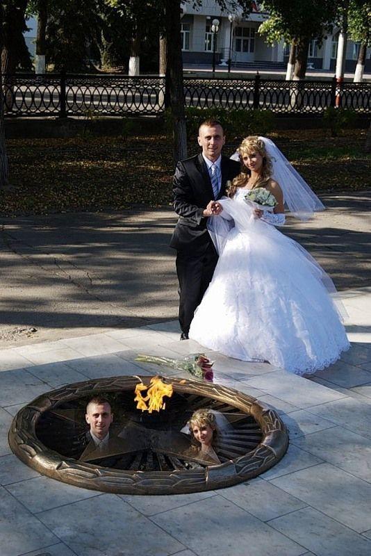 Отмъщението на сватбения фотограф (КОРИОЗНИ СНИМКИ)