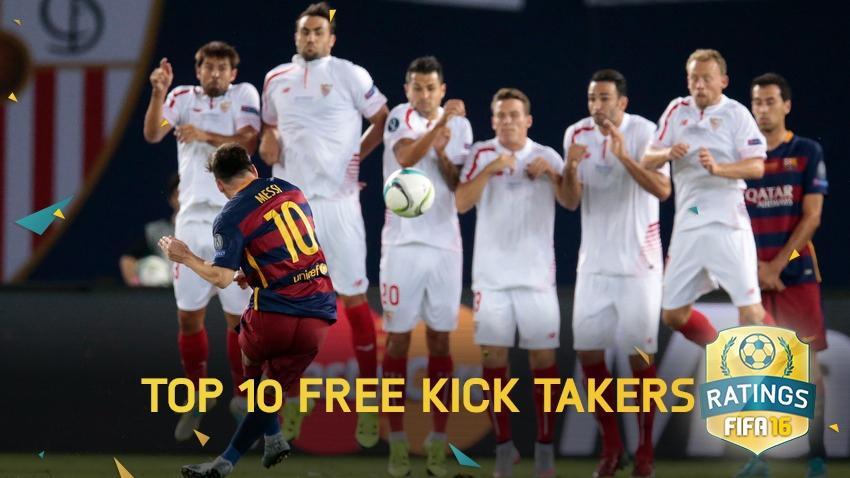 Най-добрите изпълнители на фалове на FIFA 16, Роналдо и Карачанаков не са в десетката