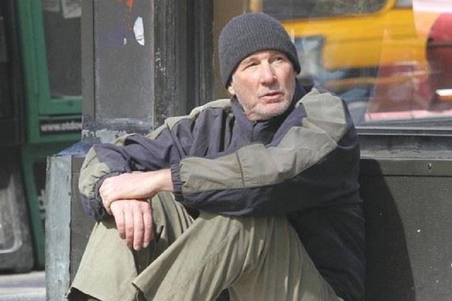 Експеримент: Холивудска звезда стана бездомник, никой не го разпозна