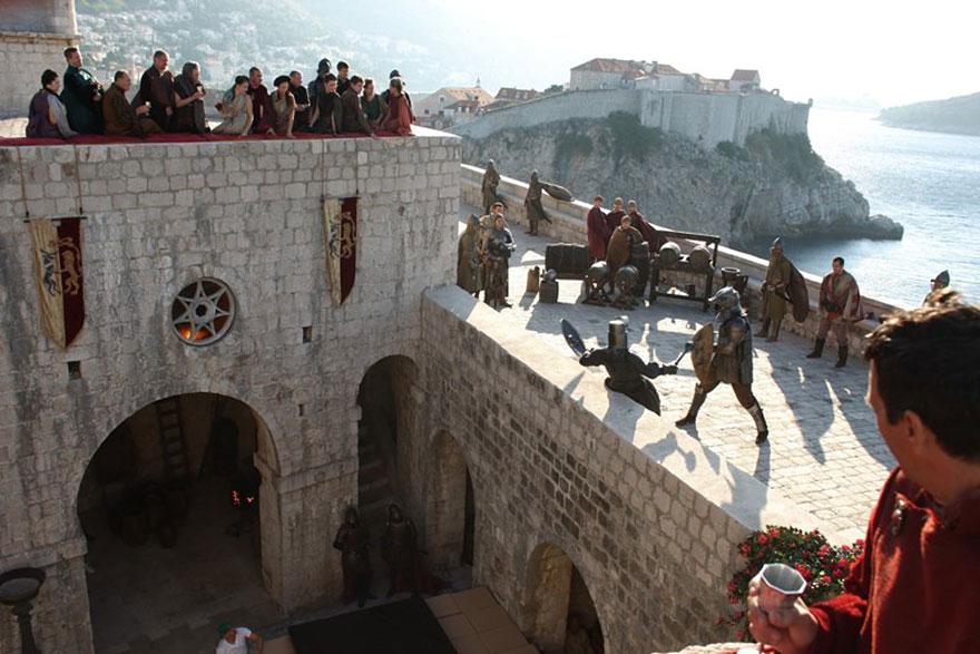 """Дубровник - мястото, където снимат """"Игра на тронове"""" (СНИМКИ)"""