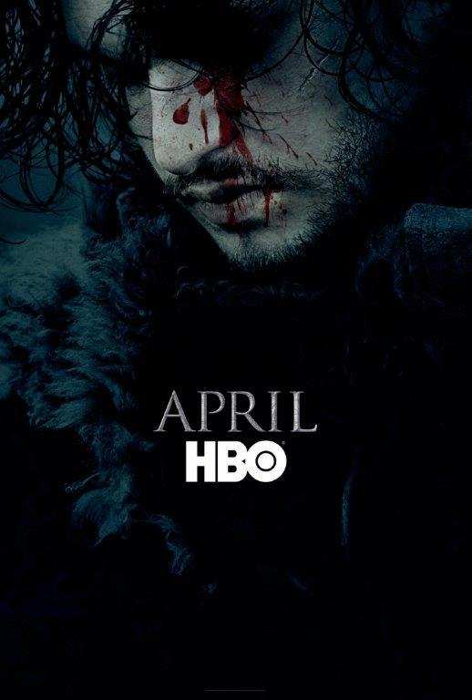 """От """"Игра на тронове"""" анонсираха сезон 6 с Джон Сняг, който май не е пукнал"""