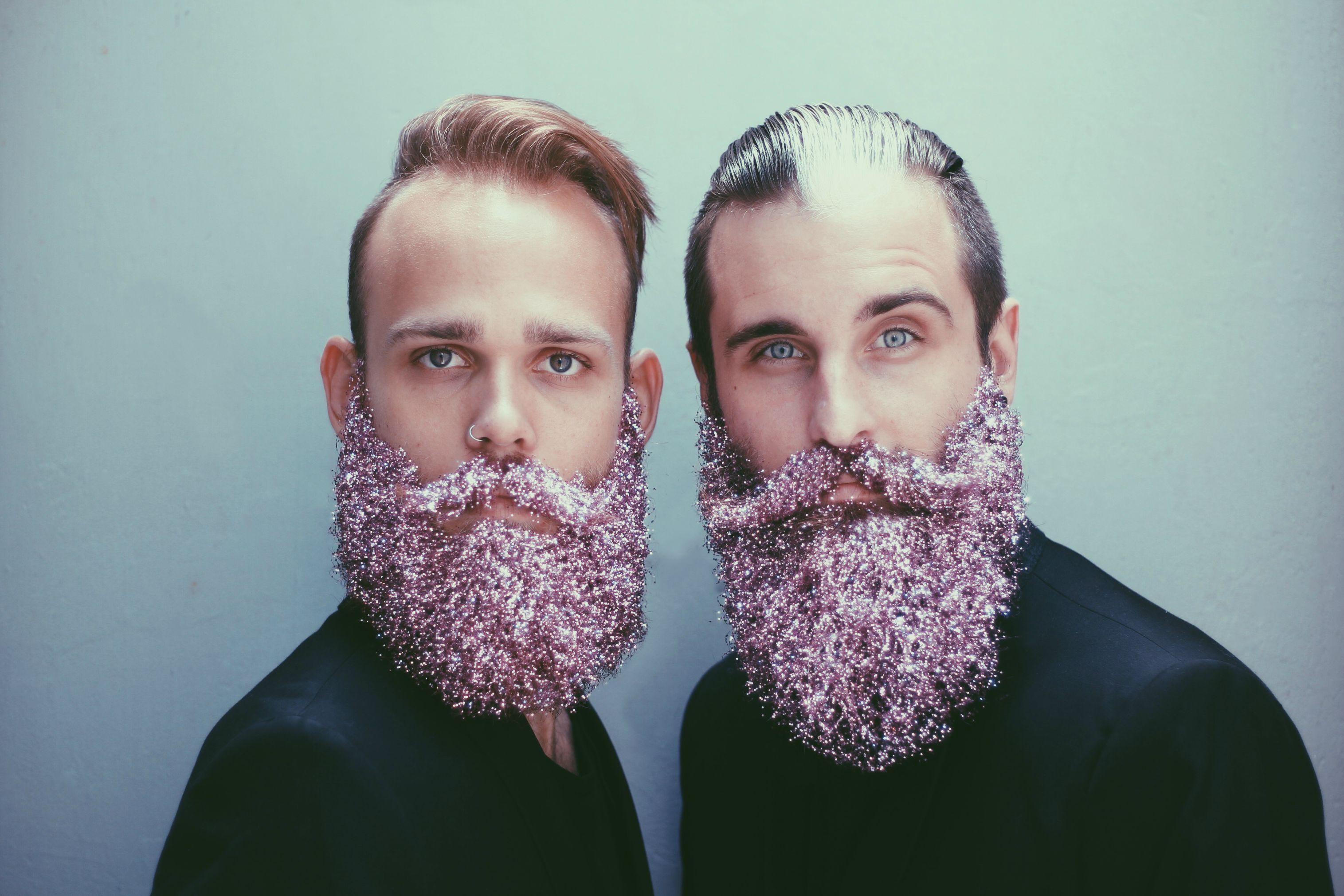 Нова мода – Украси брадата си за Коледа