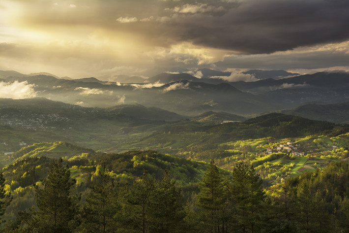Изгрев над Родопите, Снимка: Ivan Ralchev