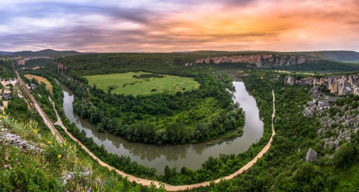 Река Искър, Снимка: Ognyan Nikolov