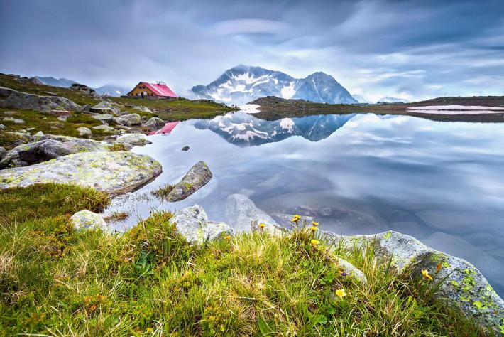 Тевно езеро, Пирин, Снимка: Evgeni Dinev