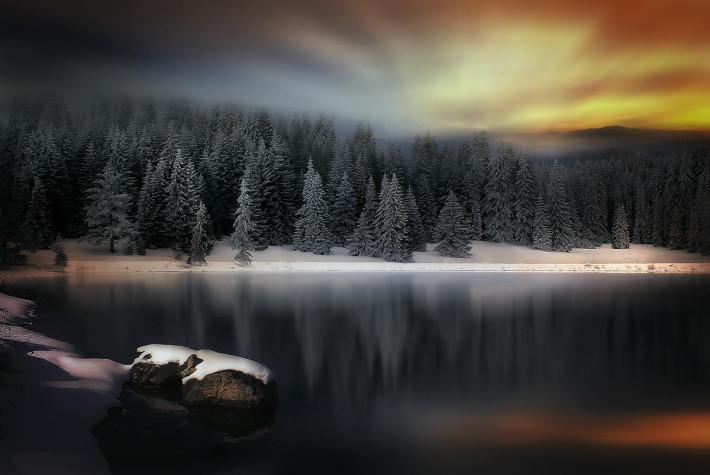 Родопите през зимата, Снимка: Albena Markova