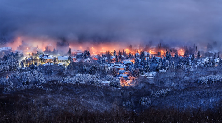 Зимна атмосфера, Снимка: Nikolay Stoilov