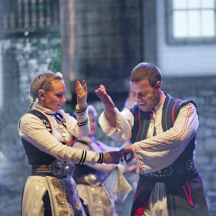 Народни танци, Снимка: Peter Til