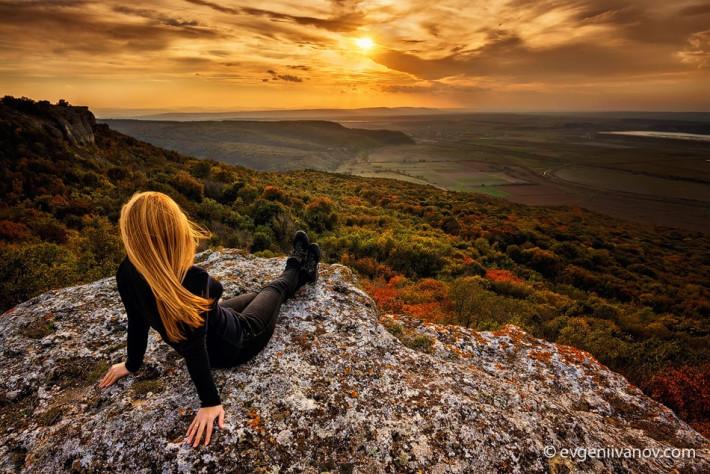 Залез, Снимка: Evgeni Ivanov