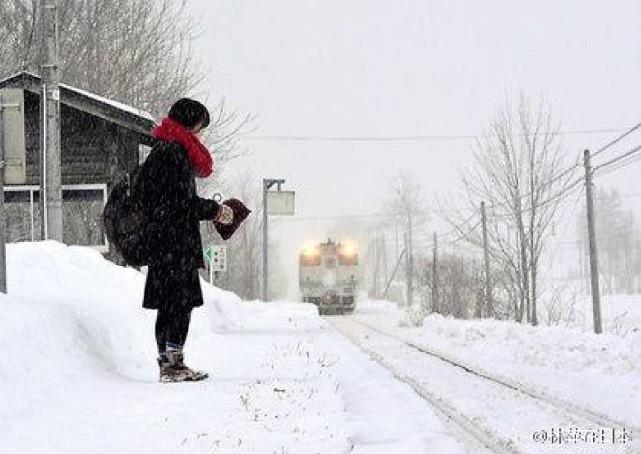 В Япония поддържат жп гара само заради един човек