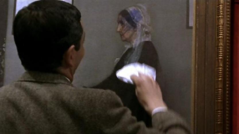 Клиент в ресторант нарисува Мона Лиза, докато си чака поръчката (СНИМКА)