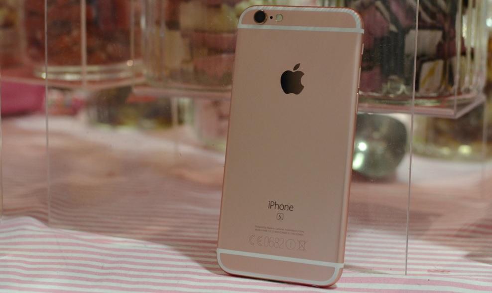 """На вниманието на коврите – Новият """"iPhone 5se"""" няма да е розов"""