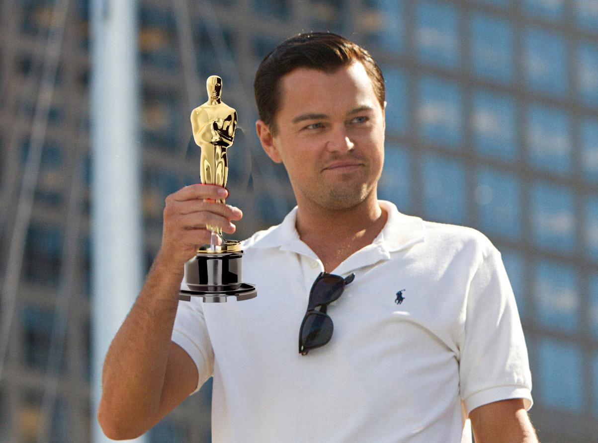 """Руснаци претопиха 1,5 кг сребро и направиха свой """"Оскар"""" за Ди Каприо"""