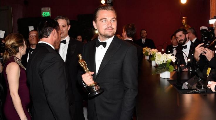 Рекорд в Туитър след Оскара на Ди Каприо