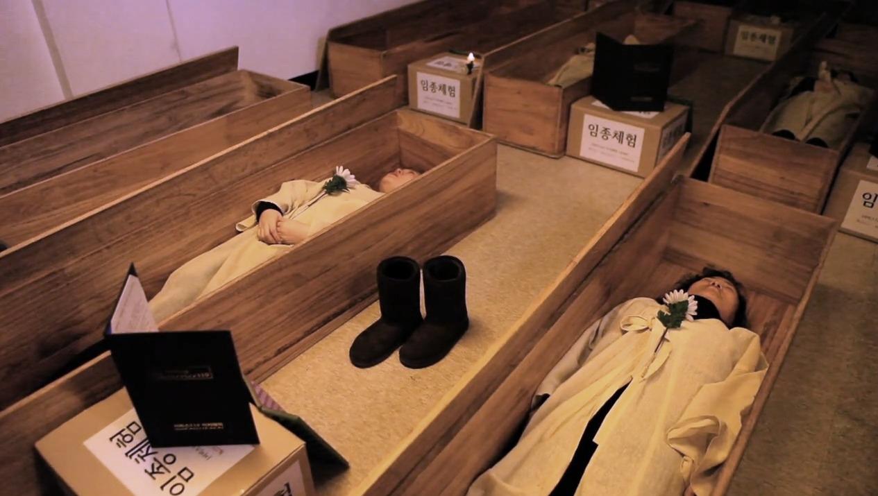 Симулатор на смъртта отвори врати в Шанхай (ВИДЕО)