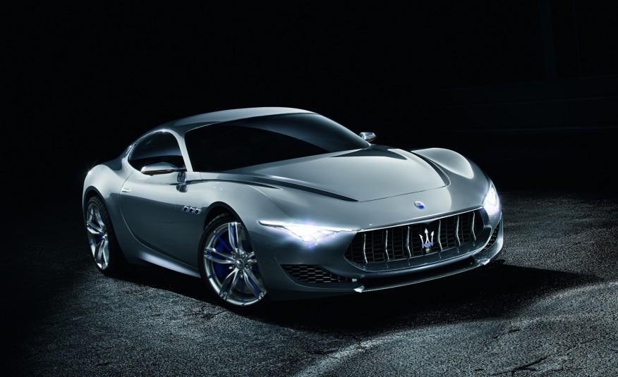 Maserati Alfieri – убиецът на Porsche 911 и трепач на коври (СНИМКИ)