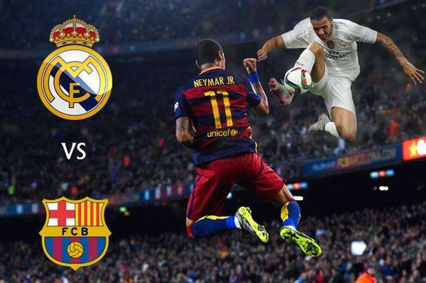 Гледай Барселона – Реал Мадрид ТУК (От нас линка, от теб бирата)