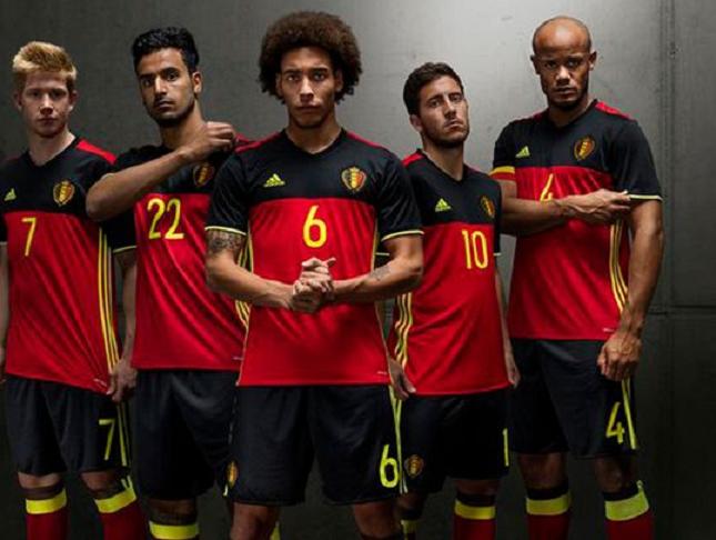 Мале, мале: Белгия обяви състава си за Евро 16