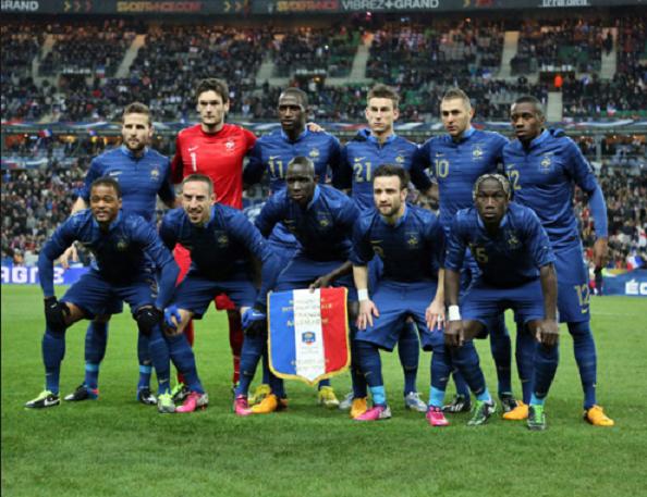 Съставът: Франция без Бен Арфа и Лаказет на Евро 16