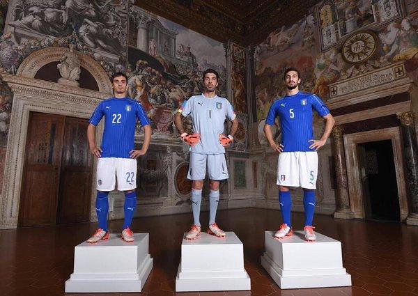 """Съставът на """"скуадра адзура"""" за Евро 2016 – по-невзрачен от всякога"""