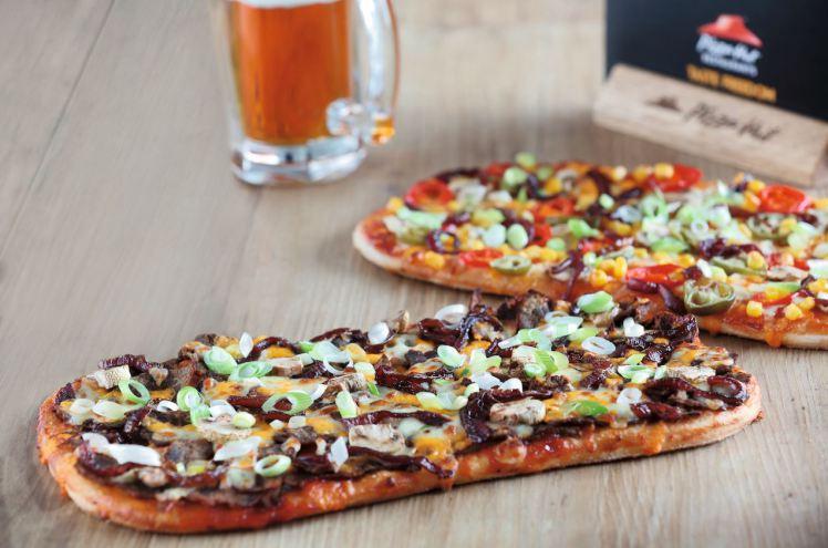 Плачем от кеф, защото пускат пица от бирено тесто