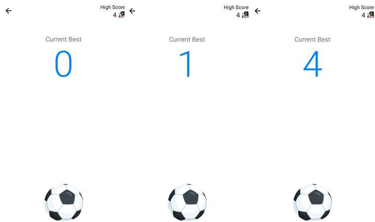 Тайната футболна игра на Фейсбук месинджър