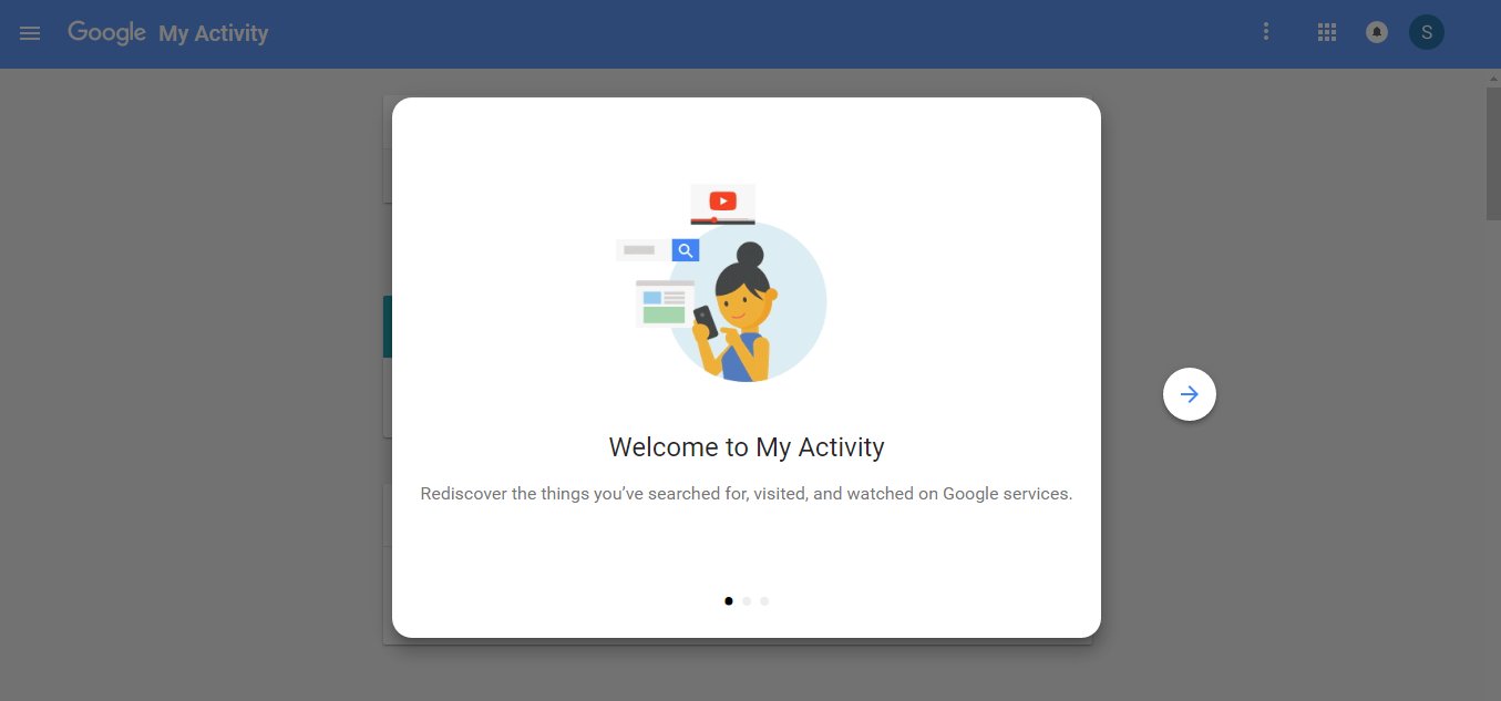 Нов инструмент ви позволява да видиш всичко, което Google знае за теб
