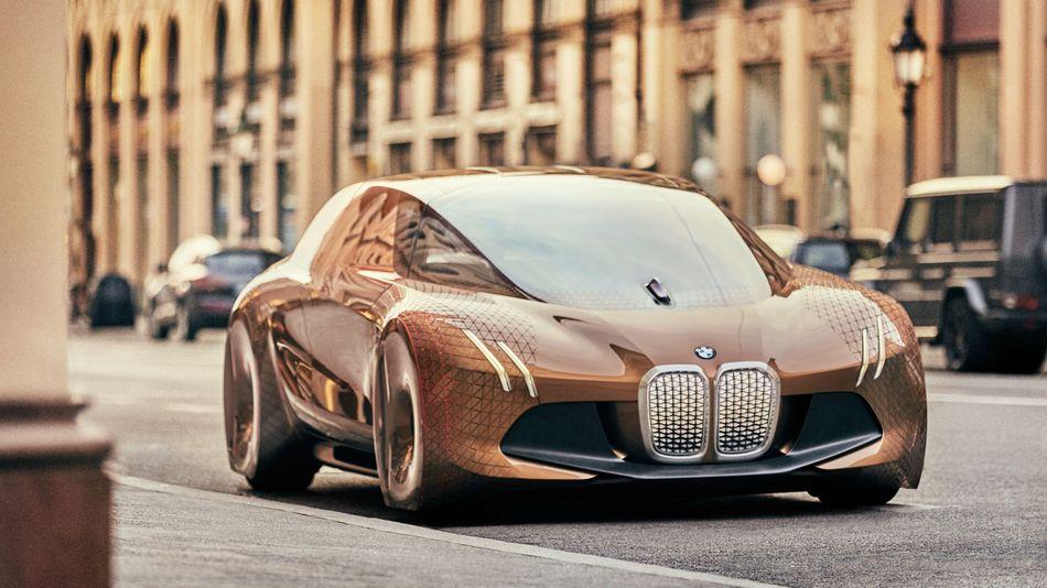 До 5 години се появява първото автономно BMW