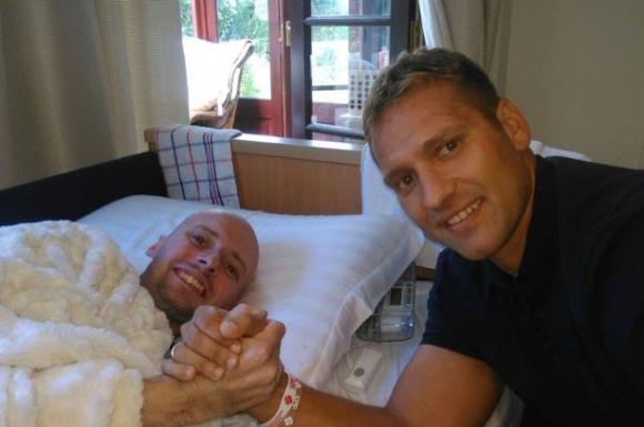 Стилиян Петров донесе последната усмивка на Уил Фолк