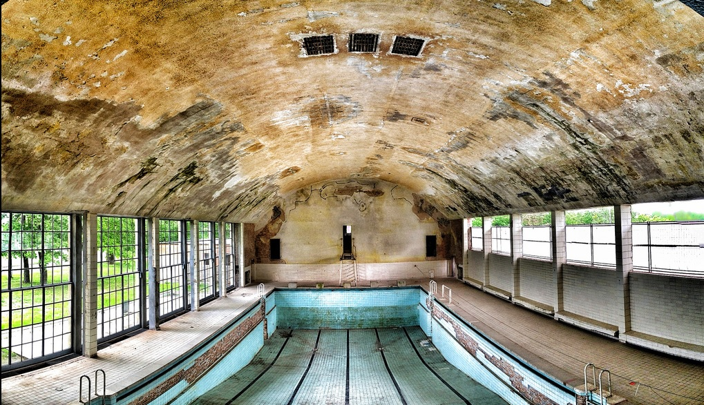 Изоставените олимпийски села и съоръжения от предишните игри
