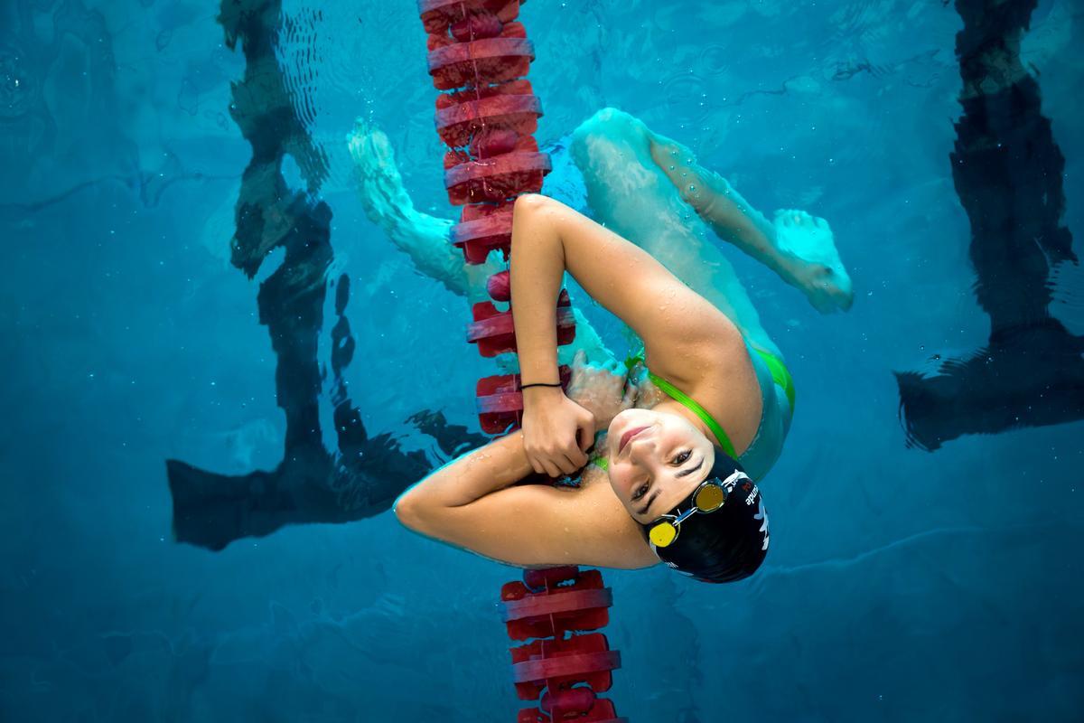 От бежанка до участничка в Олимпиадата в Рио