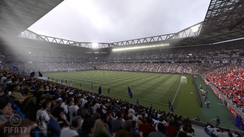 Топ 50 на най-добрите футболисти от Висшата лига на FIFA 17
