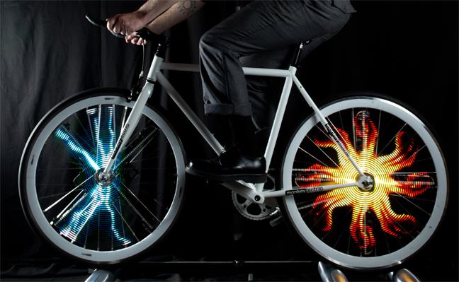 Веселите велосипеди, които предпазват от произшествия (СНИМКИ)