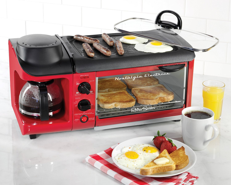 Машината, която прави закуска като на баба ти