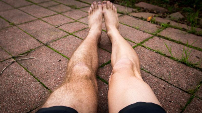 Близо половината жени не харесват мъже с бръснати крака