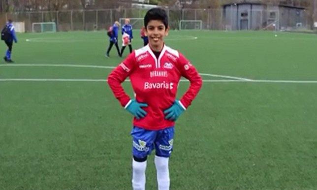 Ювентус привлече 10-годишен вундеркинд след клипове в Ютуб