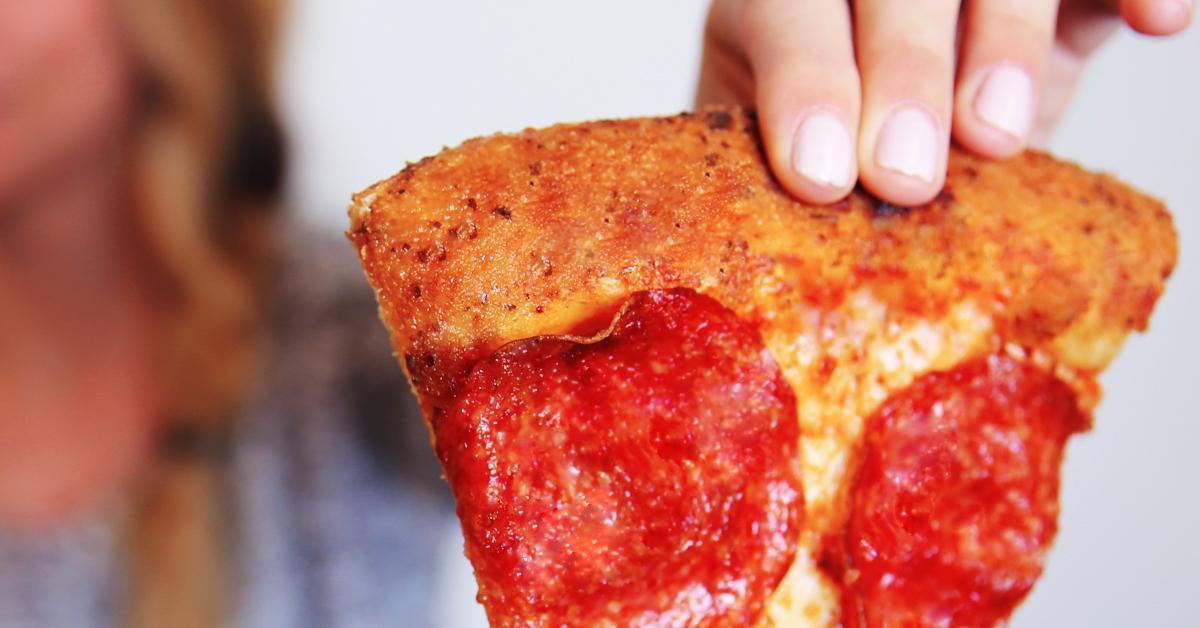 Измислиха близалка с вкус на пица (СНИМКИ)
